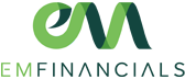 EMfinancials Logo