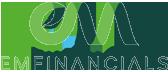 EMfinancials Logo